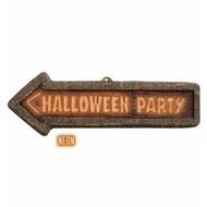 Halloweenaccessoires wanddecoratie halloweenparty
