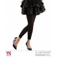 Halloweenaccessoires leggings zwart