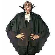 Vampier-cape met kraag
