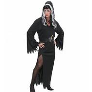 Halloweenkleding Elvira mannelijke uitvoering