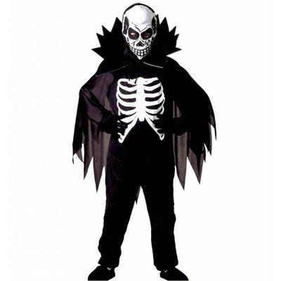 Vreselijk Scary skeletarpakje voor kids