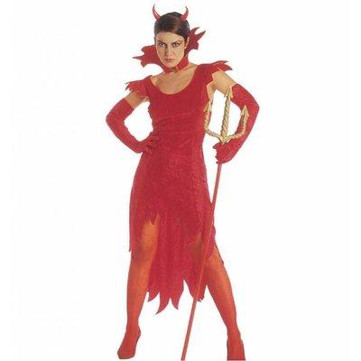 Halloween jurkje Vinnige Duivelin