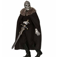 Halloweenkleding: Cape bonte kraag