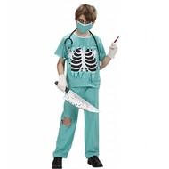 Halloweenkostuum chirurg halloween
