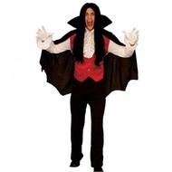Halloweenkostuum graaf dracula