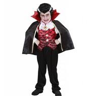 Halloweenkostuum kleine vampier