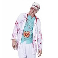 Halloweenkostuum zombie dokter