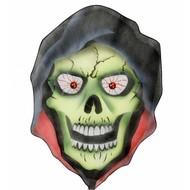 Halloweenaccessoires stoffen wanddecoatie ghoul