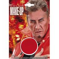 Halloweenaccessoires aqua make-up wit