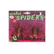 Griezelaccessoires: Spinnen