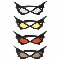Halloweenaccessoires bril Batwoman