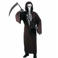 Halloweenkleding skull rider