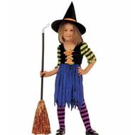 Halloweenkleding: Heksenpakje kind