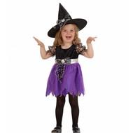 Halloweenkleding kleine heks