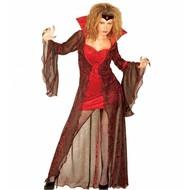 Halloweenkleding mystieke prinses
