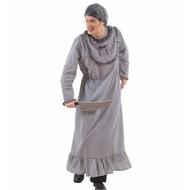 Halloweenkleding gekke grootmoeder