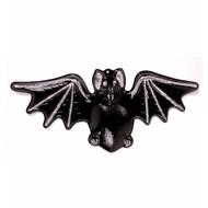 Halloweenaccessoires vleermuis decoratie