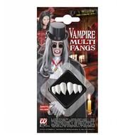 Halloweenaccessoires pk 12 vampire fangs kit