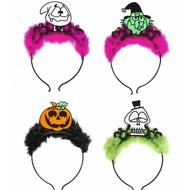 Halloweenartikel tiara halloween
