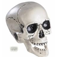 Halloweenaccessoires schedel met beweegbare kaak 25cm