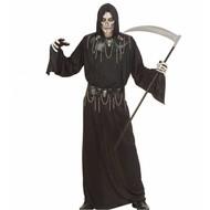 Halloweenkleding schedelmeester