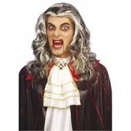 Halloweenaccessoires: Pruik Vampier lang