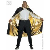 Halloweenkleding: Cape dubbelzijdig draagbaar (120 cm)