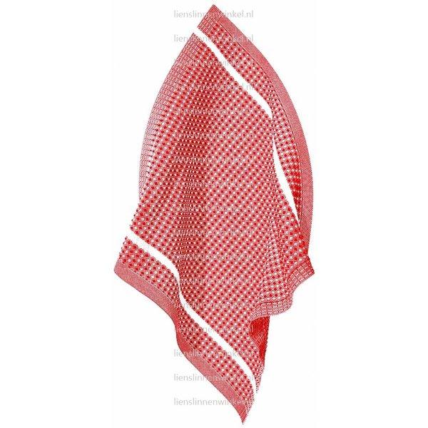 wafelvaatdoek red