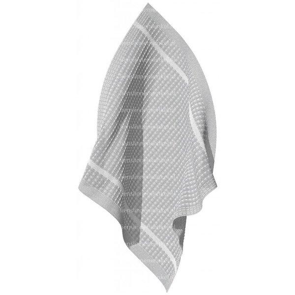 wafelvaatdoek grey