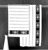 De Witte Lietaer droogdoek BML / Table black