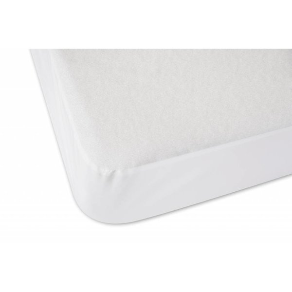 Molton / flanel matrasbeschermer Korima