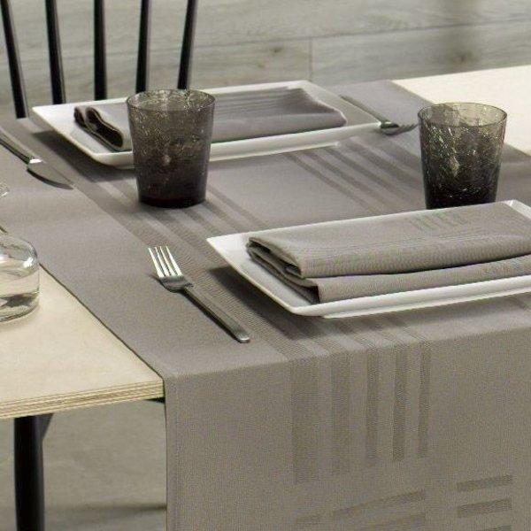 Deauville sand servetten en tafellaken