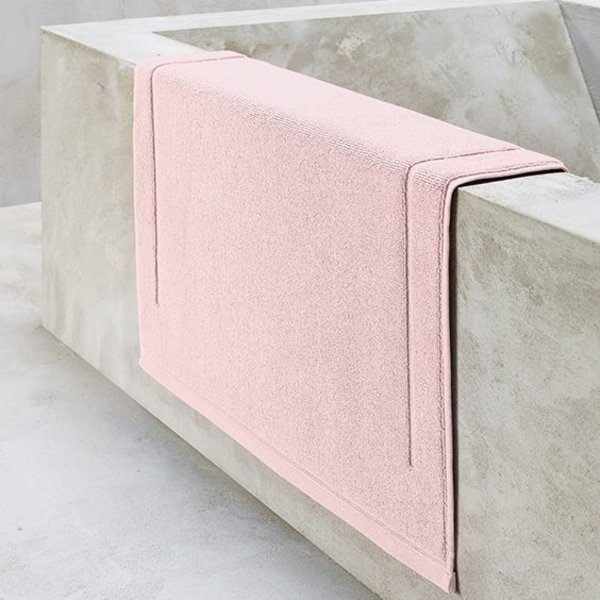 Excellence badmatten ice pink, vanaf