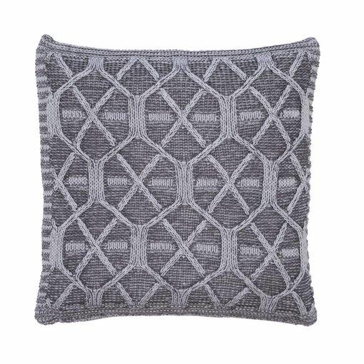 Pichler Artisan kussenhoes grijs / grey