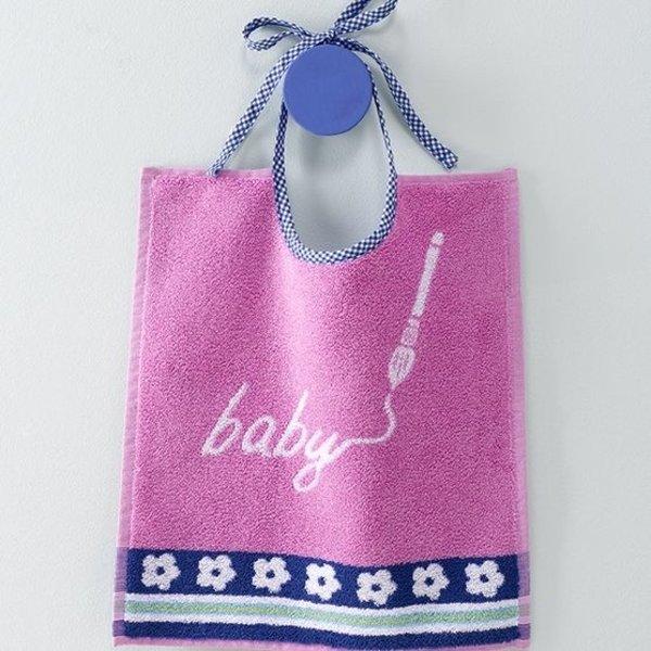Slabbers Baby roze, de laatste op=op