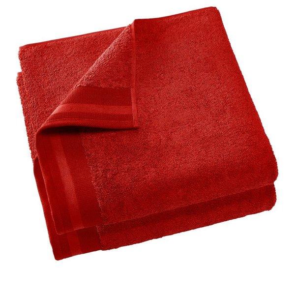 Keukenhanddoek Excellence 60x40 red sport