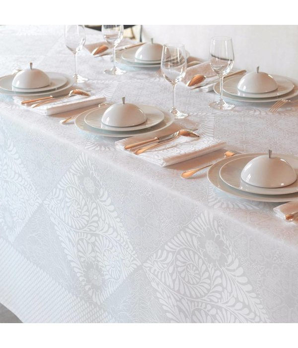 Le Jacquard Français Bosphore tafellinnen