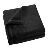 De Witte Lietaer Keukenhanddoek Excellence 60x40 black