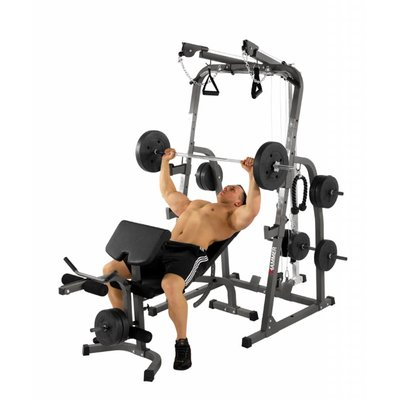 Hammer SOLID XP functional Training Station + 76 kg