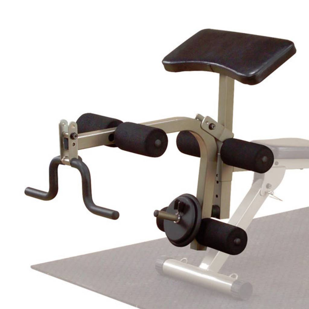 Best Fitness BFPL10 Leg/Preacher Curl voor BFFID10