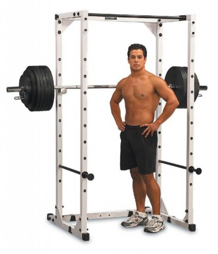 PowerLine PPR200 Power Rack - Fitnesskoerier.nl