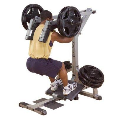 Body-Solid GSCL360 Squat en Kuit Trainer