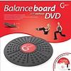 Gymstick Balance Board + DVD