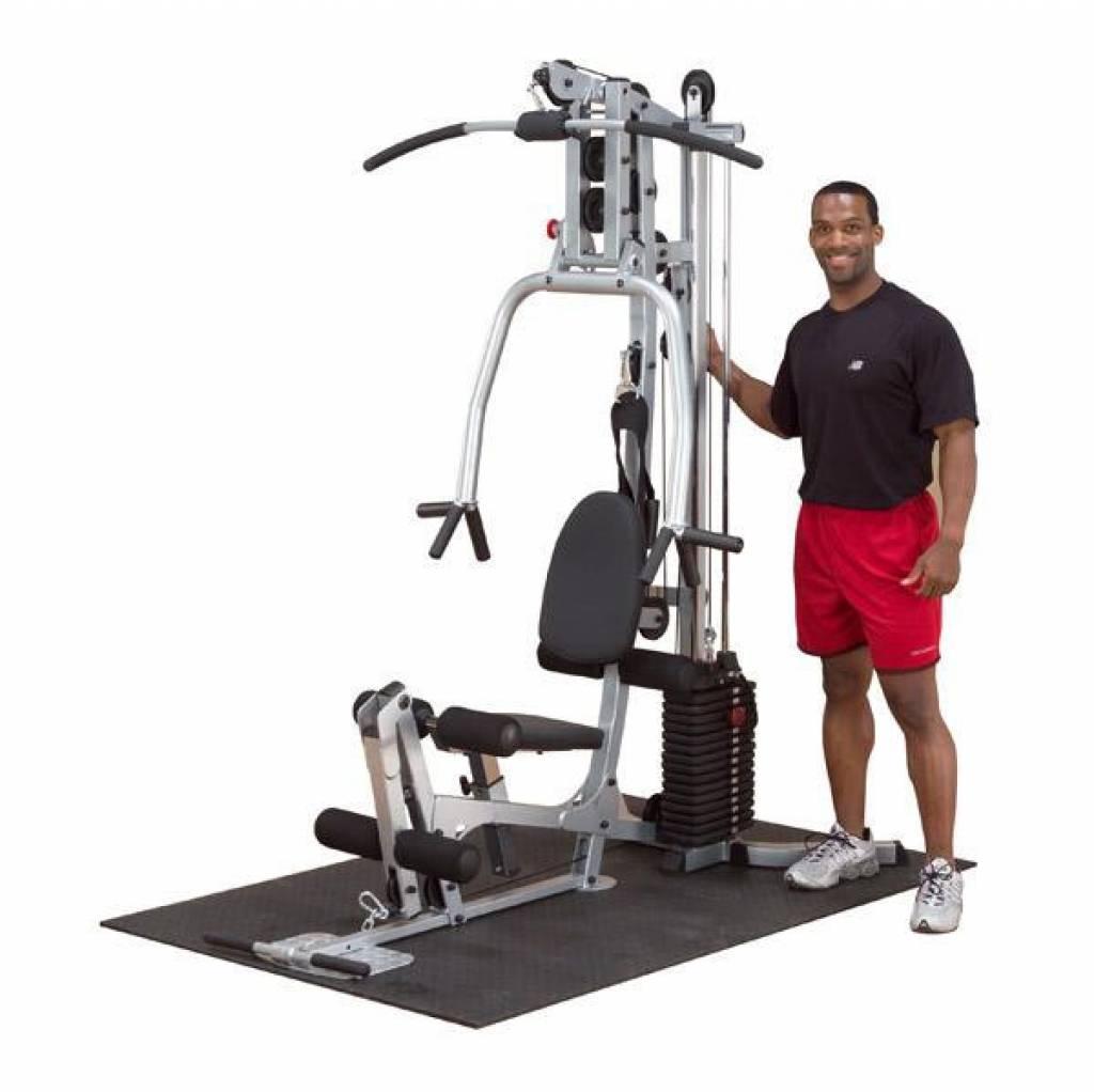 Powerline bsg home gym krachtstation fitnesskoerier