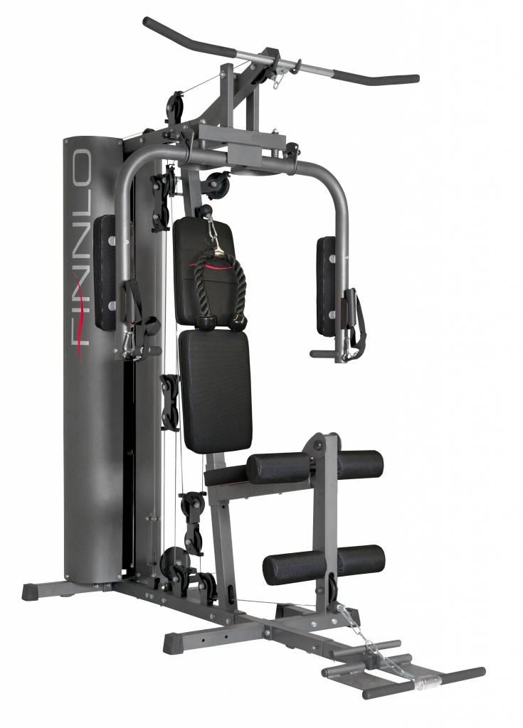 De finnlo autark 600 is de nieuwste multigym van finnlo. deze plaatsbesparende multifunctionele gym van ...