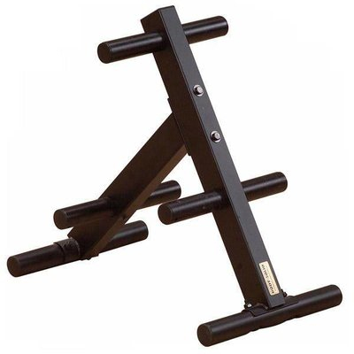 Body-Solid OWT24 Olympic Plate Tree