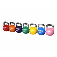 Crossmaxx LMX 88 Competition Kettlebells