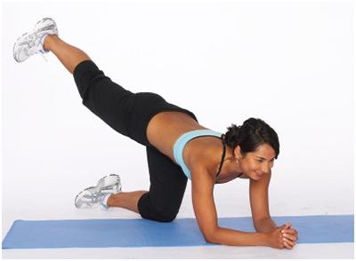 Billen trainen | Leg Lift