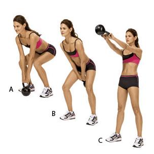 Billen trainen | Kettlebell Swings