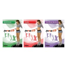 JUMP UP 3-delige DVD set